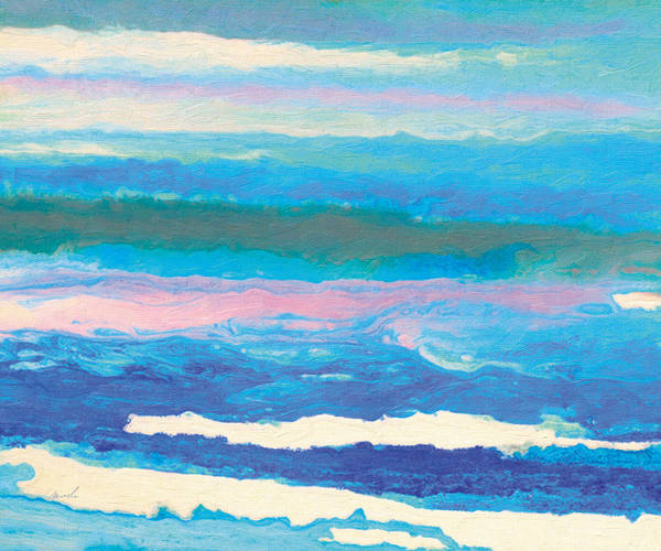 Wall Art - Painting - A Dreaming Moment by The Art of Marsha Charlebois