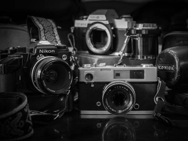 Photograph - A Few Of My Favorite Things by Jeff Mize