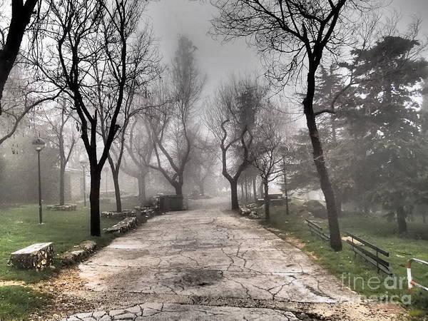 Niebla Wall Art - Photograph - A Foggy Day by Daniel Bernet