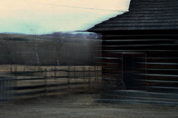 Ranch Digital Art - A Glance Back 1 by Kae Cheatham