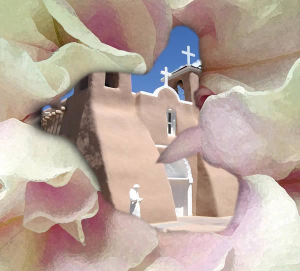Essence Digital Art - A Glimpse Of Ranchos by Ron Furedi