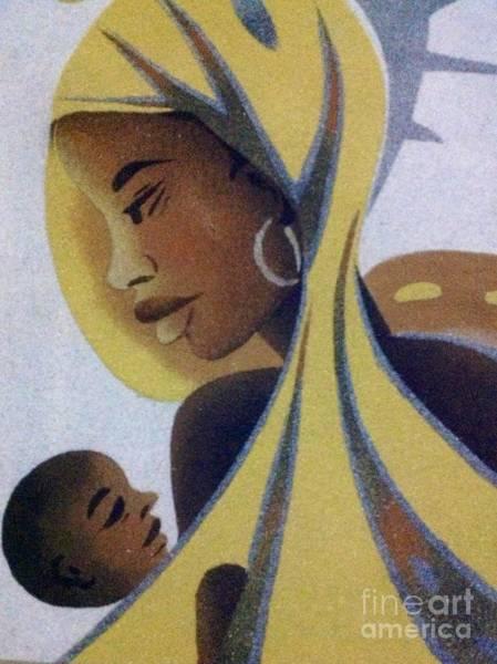 Wall Art - Photograph - A Good Mother by Fania Simon