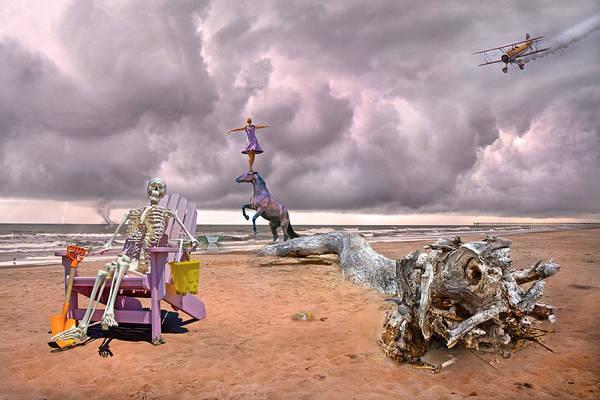Wall Art - Digital Art - A Grain Of Sand by Betsy Knapp
