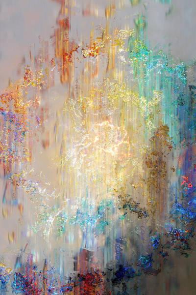 Digital Art - A Heart So Big - Custom Version 2 - Abstract Art by Jaison Cianelli