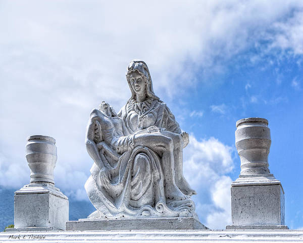 Wall Art - Photograph - A Heavenly Pieta In Nicaragua by Mark Tisdale