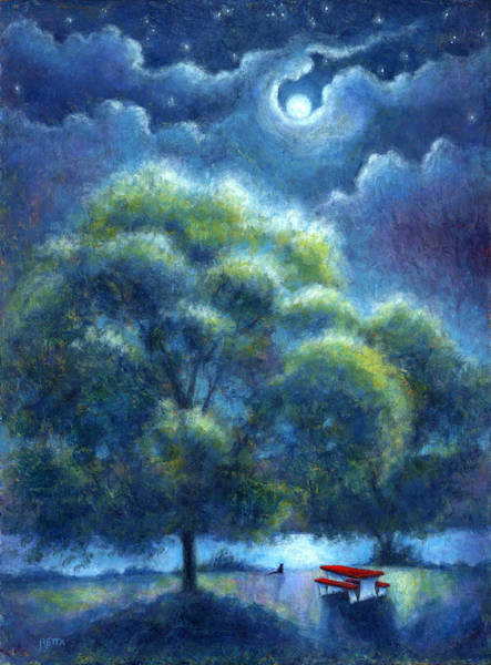 Painting - A Hope And A Future by Retta Stephenson