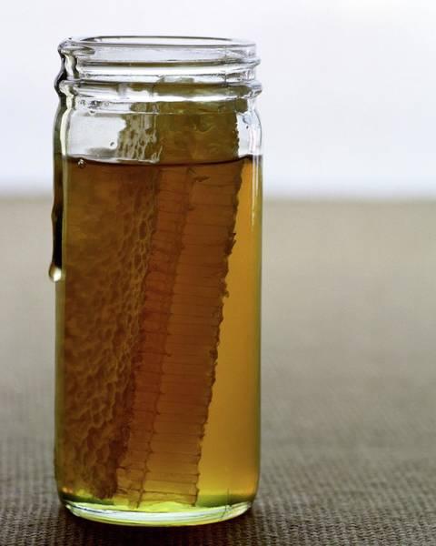 Indulgence Photograph - A Jar Of Honey by Romulo Yanes
