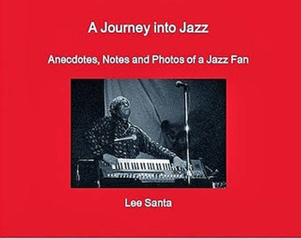 Photograph - A Journey Into Jazz by Lee Santa