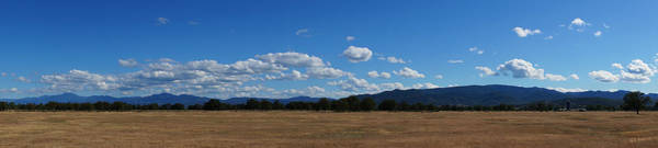 Rogue Valley Photograph - A June Panorama In Southern Oregon by Mick Anderson