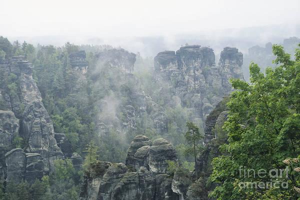 Photograph - A Legend Of Stone by Jutta Maria Pusl