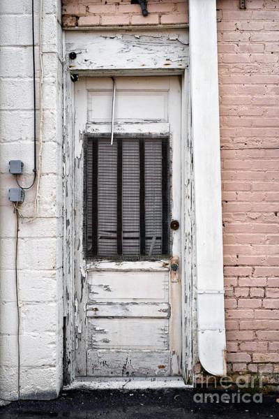 Photograph - A Lexington Door C by Patrick M Lynch