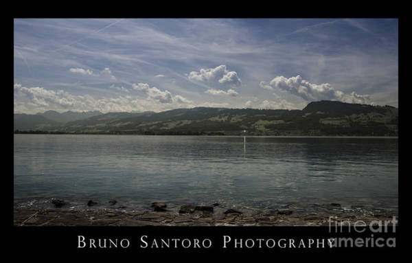 Zuerich Wall Art - Photograph - A Light Is On by Bruno Santoro