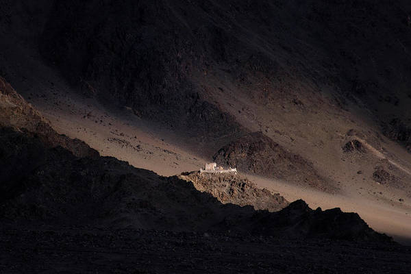 Wall Art - Photograph - A Little Temple In The Himalayas by Keren Su