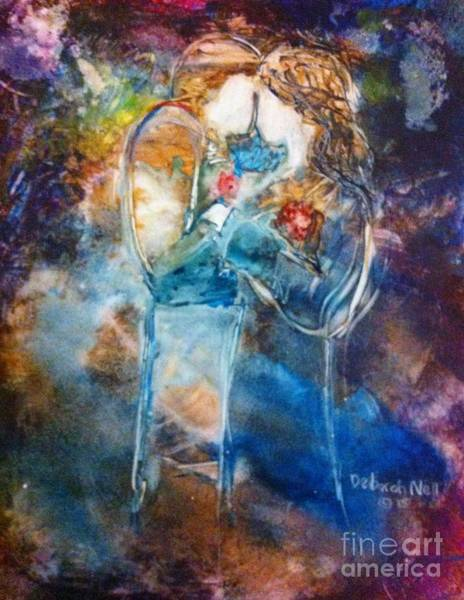 Painting - A Love Made In Heaven by Deborah Nell