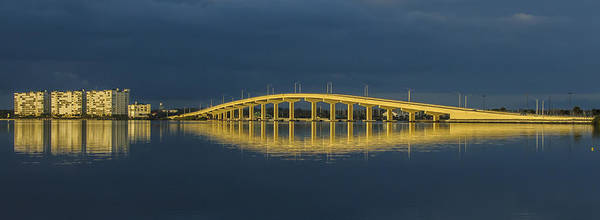 Blye Photograph - A Max Brewer Bridge by Kenneth Blye