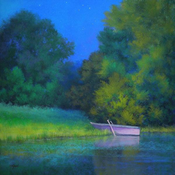 Wall Art - Painting - A Moment In Time by Paula Ann Ford