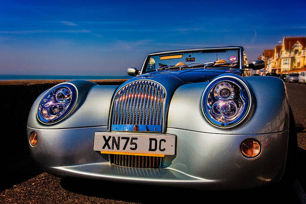 Photograph - A Morgan By The Sea by Chris Lord