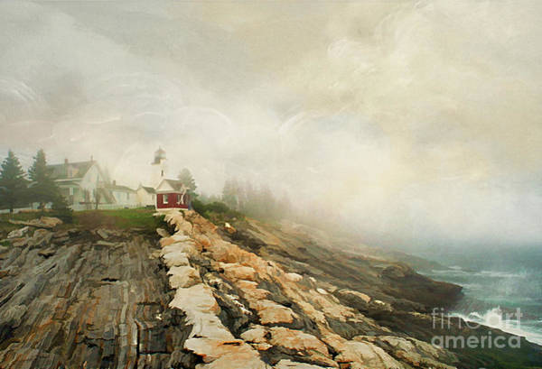 Fisher Towers Photograph - A Morning In Maine 2 by Darren Fisher