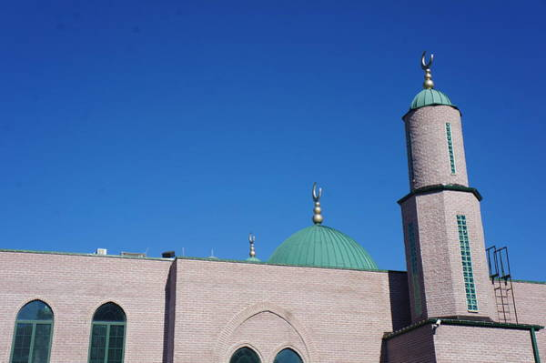 Photograph - A Mosque by Artistic Panda