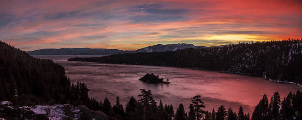 South Lake Tahoe Photograph - A New Beginning by Brad Scott