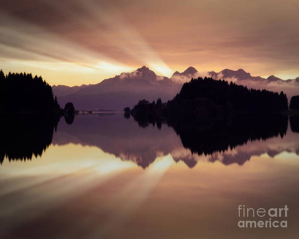 Photograph - A New Day by Edmund Nagele