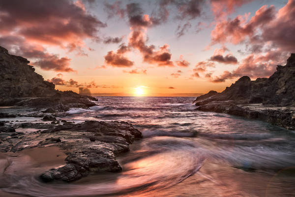 Wall Art - Photograph - A New Day In Paradise by Eduard Moldoveanu