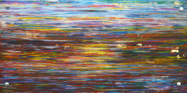 Painting - A New York Minute by Jack Diamond