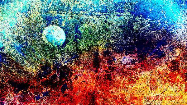 Digital Art - A Night Sky by Currie Silver