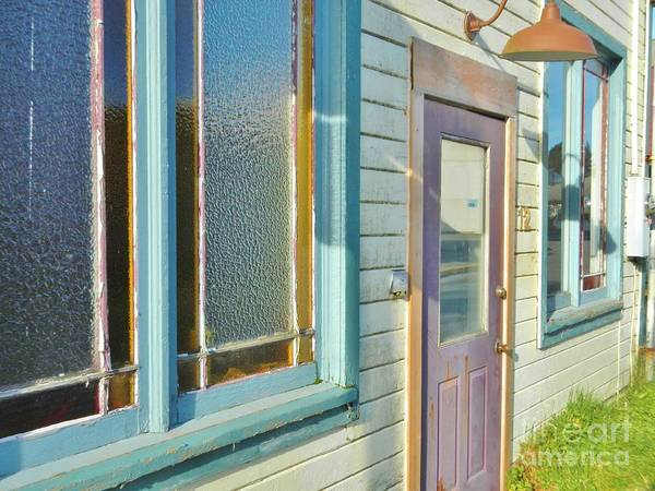 Photograph - A Painted House by Laura  Wong-Rose