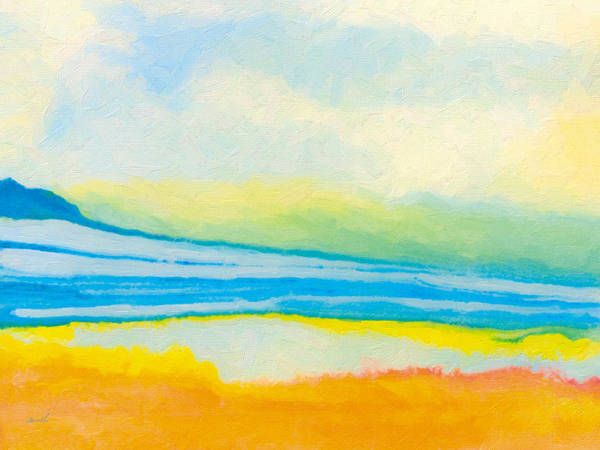 Wall Art - Painting - A Part Of Thought by The Art of Marsha Charlebois
