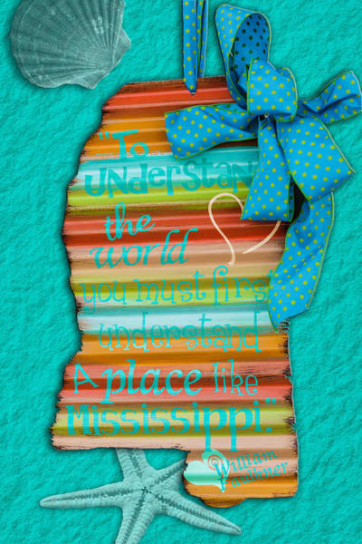 Sketch Holiday Photograph - A Place Like Mississippi by Sennie Pierson