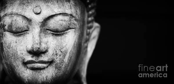 Buddhism Photograph - A Place To Be by Tim Gainey
