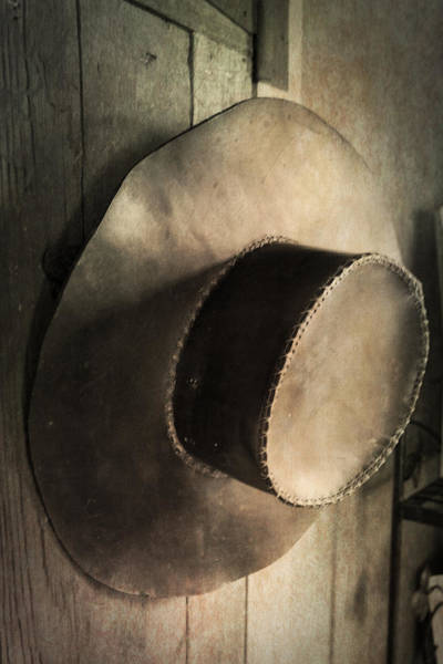 Photograph - A Place To Hang Your Hat by Jeff Mize