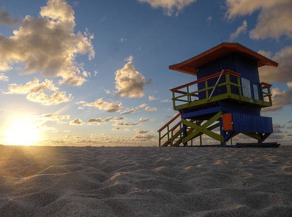 Photograph - A Place To Watch The Sand Boats by Richard Reeve