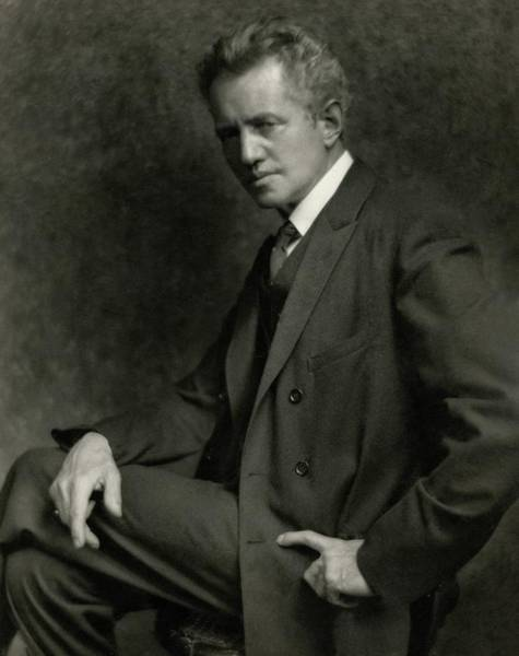 January 1st Photograph - A Portrait Of Arnold Genthe by Nickolas Muray