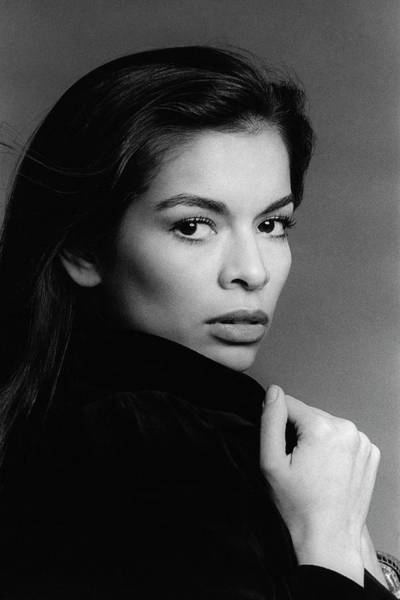 November 1st Photograph - A Portrait Of Bianca Jagger by Francesco Scavullo