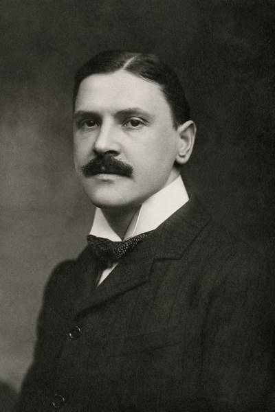 Male Photograph - A Portrait Of Somerset Maugham by Elliott & Fry