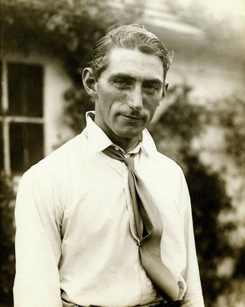 Golfer Photograph - A Portrait Of Tommy Armour by Edwin Levick