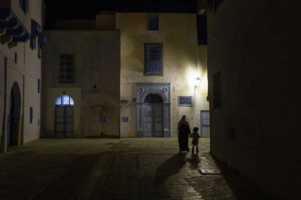 Alley Wall Art - Photograph - A Quiet Evening In Kairouan by Rolando Paoletti