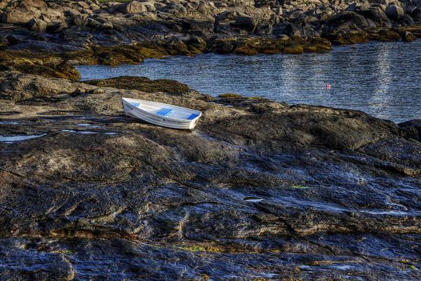 Abandon Ship Photograph - A Rising Tide by Joan Carroll