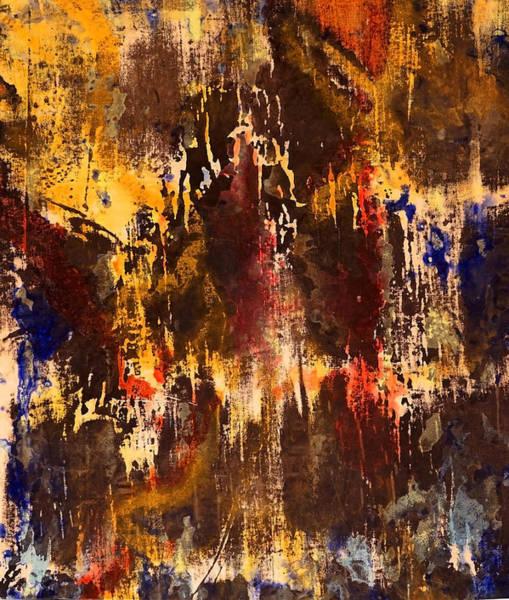 Painting - A River's Edge by Giorgio Tuscani
