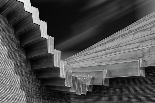 A Roof By Calatrava Art Print