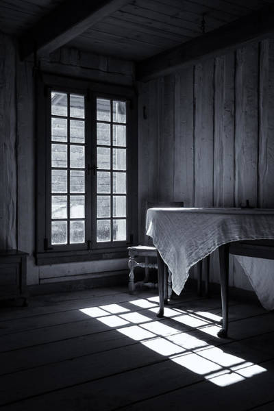 Michilimackinac Wall Art - Photograph - A Room With Light by Rachel Cohen