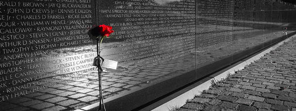 Photograph - A Rose For Vietnam by Ross Henton