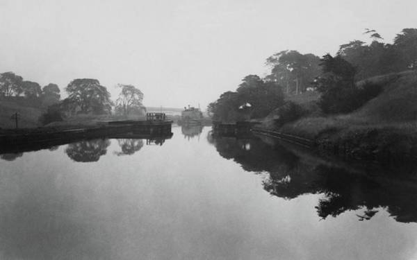 Photograph - A Rural Canal by Lida Moser