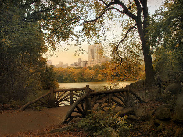 Photograph - A Rustic City View by Jessica Jenney