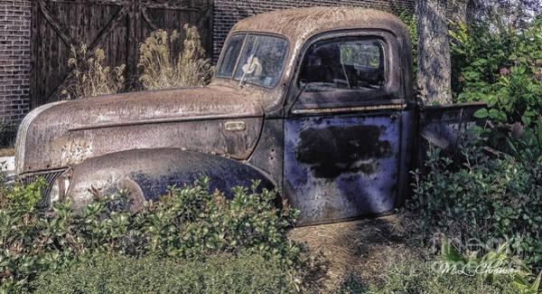 Photograph - A Rustic Gem by Mary Lou Chmura