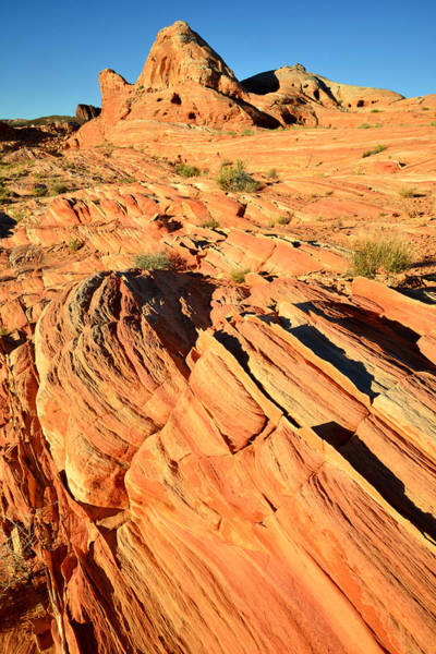 Photograph - A Sandstone Sunset by Ray Mathis