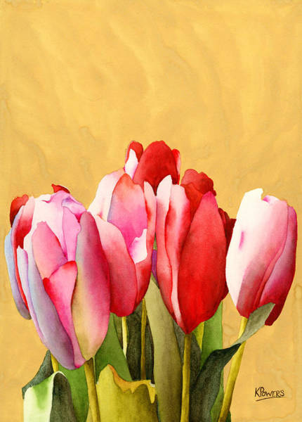 Painting - A Sign Of Spring by Ken Powers