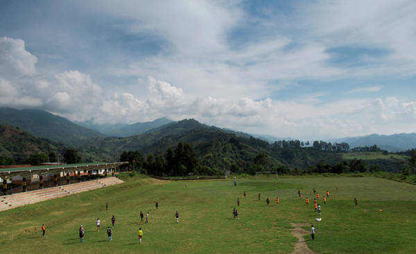Manizales Photograph - A Soccer Match On A Sunny Day by Modoc Stories